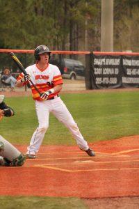 Varsity Baseball March 21st