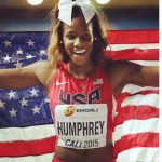 Brittley Humphrey Medals in the World Youth Championships