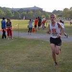 Hoover Cross Country Team in Sectionals
