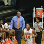 Boys Coach Charles Burkett wins Metro Coach of the Year