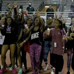 Girls State Champions; Boys Runners-Up in Indoor Track