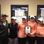 Lady Bucs Win Lady Panther Invitational