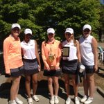Hoover Girls Take Second at Spain Park Invitational