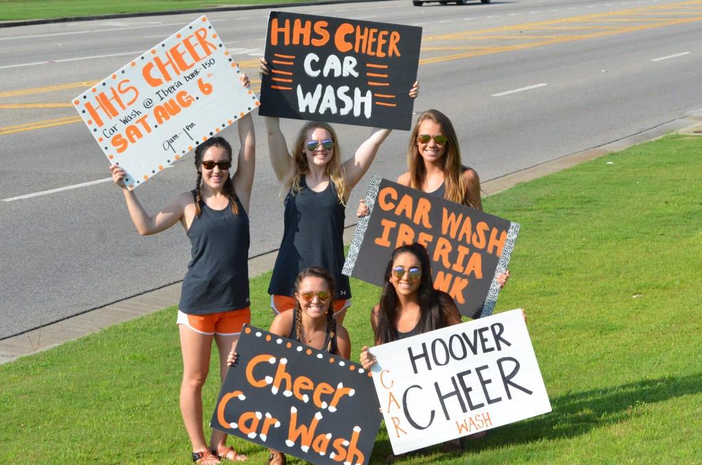 Opinion you freshman cheerleader car wash Such