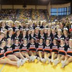 Hoover Cheer third in State