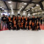 Hoover High School Coed Varsity Wrestling finishes 1st place