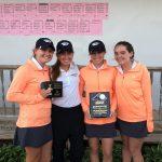 Lady Bucs Golf win Scottsboro Invitational