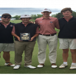 Hoover High School Boys Varsity Golf finishes 1st place