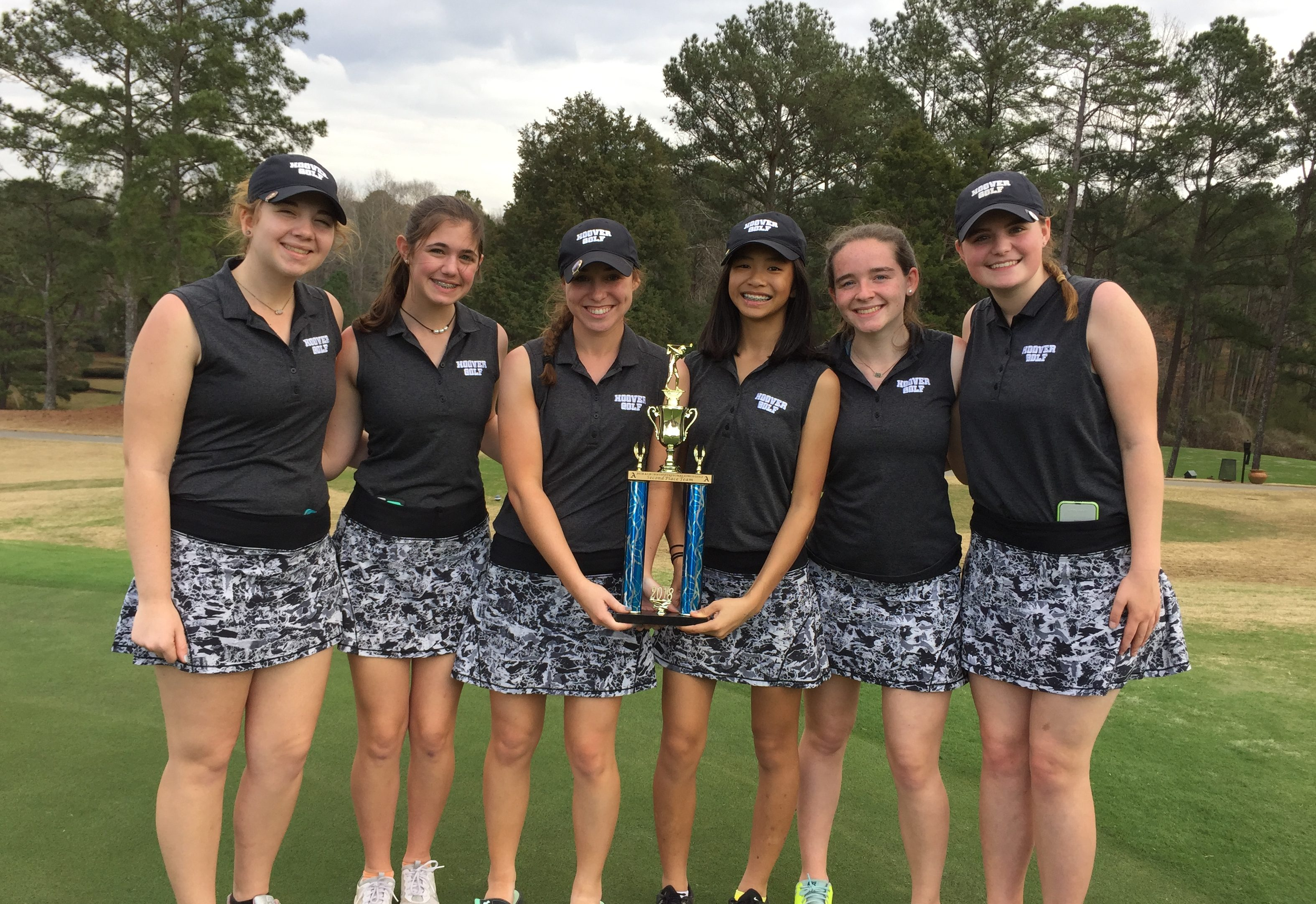 Lady Bucs Finish Runner Up at Auburn Invitational