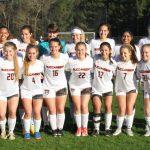 Girls Varsity Soccer beats Briarwood Christian School 2 – 1