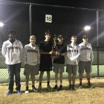 Boys Varsity Tennis finishes 2nd place at Decatur Tennis Tournament