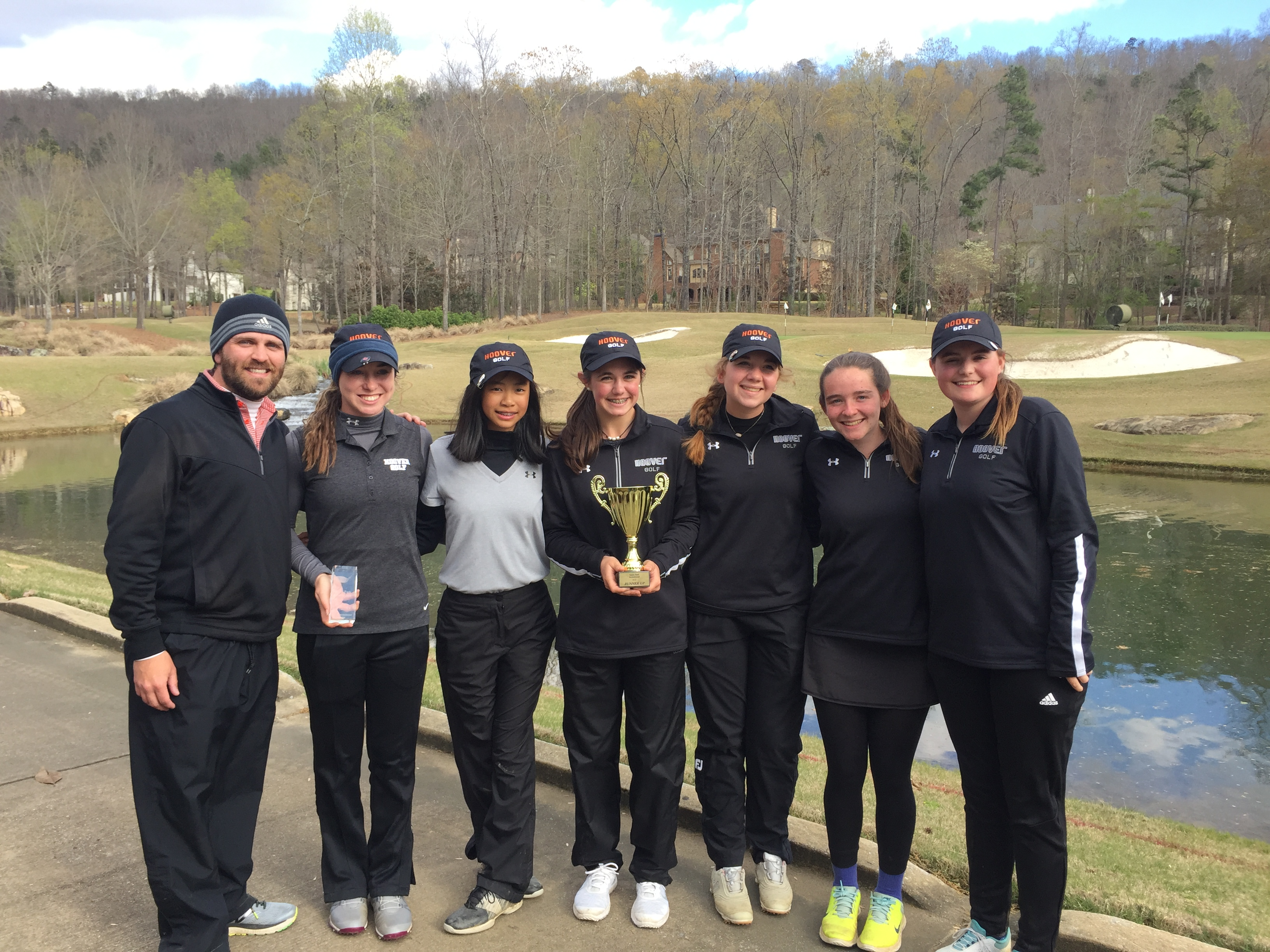 Lady Bucs Finish Runner-Up at Spain Park Invitational