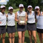 Lady Bucs Golf Advance To State Championship