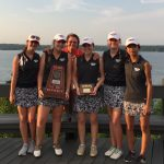 Girls Golf Runner Up in State