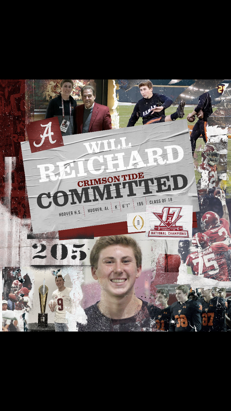 Will Reichard- Committed