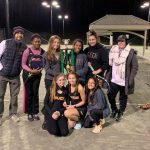 Girls Varsity Tennis finishes 1st place at Frostbite Tournament