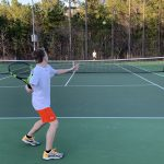 Boys Varsity Tennis beats Gulf Shores 8 – 1, Homewood 7-2