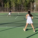 Girls Varsity Tennis beats Gulf Shores 8 – 1, Homewood 9-0