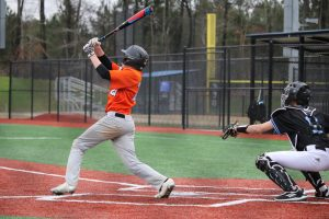 Hoover Bucs Freshman Baseball Split Double-Header with Spain Park