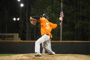 Hoover Bucs Freshman Baseball Beat the Rebels 8-9