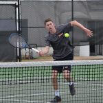 Boys Varsity Tennis beats Carrollton 8 – 1