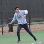 Boys Varsity Tennis beats Thompson 9 – 0