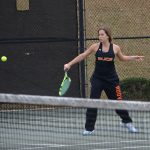 Girls Varsity Tennis beats Oak Mountain 9 – 0