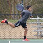Boys Varsity Tennis beats Hewitt-Trussville 7 – 2