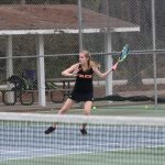 Girls Varsity Tennis beats Spain Park 7 – 2