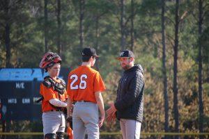 Tough Loss For Hoover Bucs Freshman Baseball 3.20.19