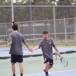 Boys Varsity Tennis falls to Northridge 5 – 4