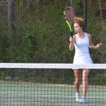 Girls Varsity Tennis beats Northridge 6 – 3