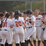 Girls Varsity Softball beats Oak Mountain 6 – 5