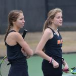 Girls Varsity Tennis beats Briarwood Christian School 5 – 4