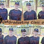 Hoover Varsity Baseball Senior Day 2019