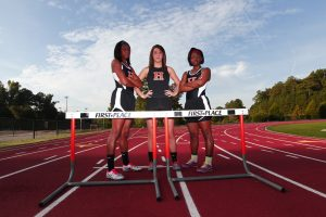 HOOVER TRACK- PHOTO HISTORY