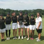Lady Bucs Golf win Sectionals