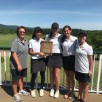 Lady Bucs Golf Headed to State Championship