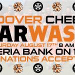 Hoover Cheer Car Wash