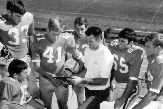 Words of Wood-     50 Years Ago-The 1969 Berry Bucs