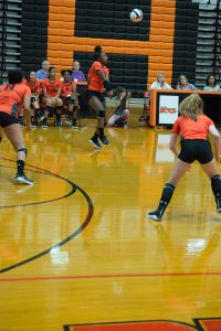 Mtn. Brook at Hoover Girls Volleyball 10/8/19