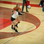 Hoover Girls Volleyball at Thompson 9/19/19