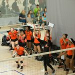 Hoover Girls Volleyball at the Boddie Tournament August 2019
