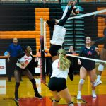 Bob Jones Girls Volleyball at Hoover High 8/27/19