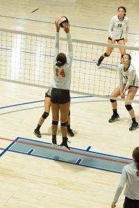 Junior Varsity Girl's Volleyball 2019