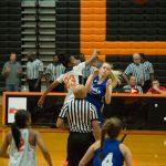 Girls Varsity Basketball Jamboree 10/29/19