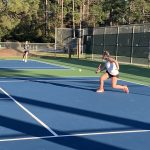 Girls Varsity Tennis beats Gulf Shores 9 – 0