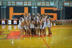 Girls Varsity Basketball -Area 2/6/2020
