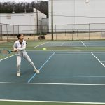 Girls Varsity Tennis beats Pelham 9 – 0