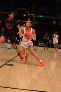 Hoover Lady Bucs defeat Central-Phenix City in State Semi-Finals